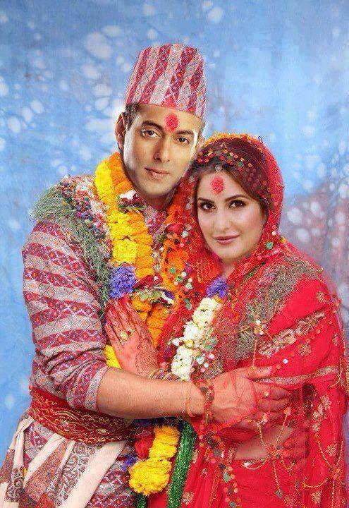 Pin By Nikunj Panchal On Katrina Kaif Indian Wedding Couple Indian Bride Katrina Kaif