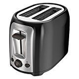 10 Blackdecker 2 Slice Extra Wide Slot Toaster Classic Oval Black With Stainless Steel Accents Tr1278b Toaster Black And Decker Toaster Best 2 Slice Toaster