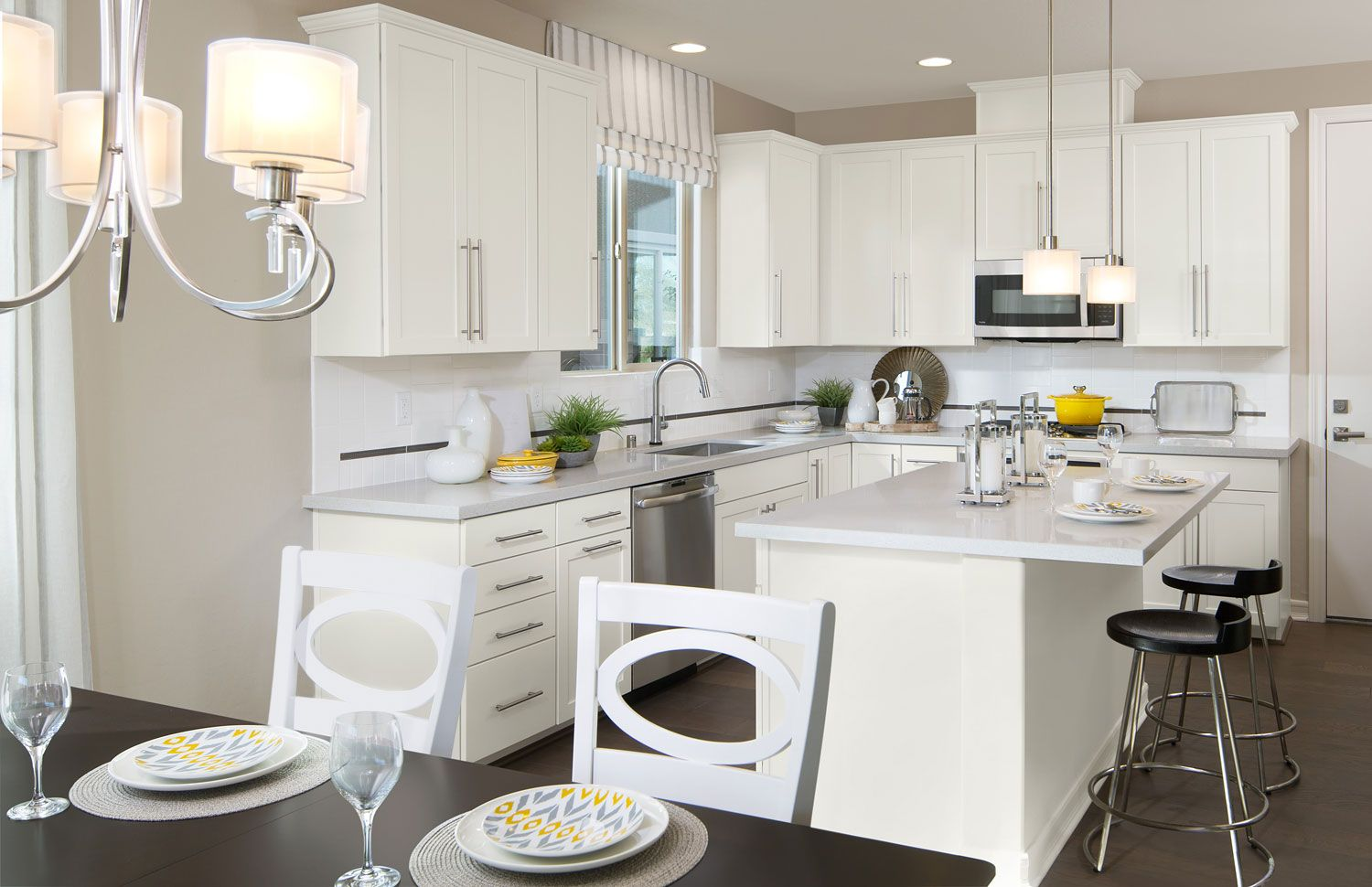 Sonoma Painted Linen Kitchen House In 2019 Timberlake Cabinets