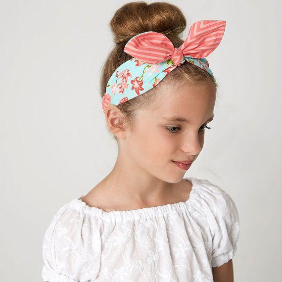 Headbands for Girls Headband Women 4- piece Thin Headband Set Headbands for Women SImple Headband Thin Headband Toddler Headbands