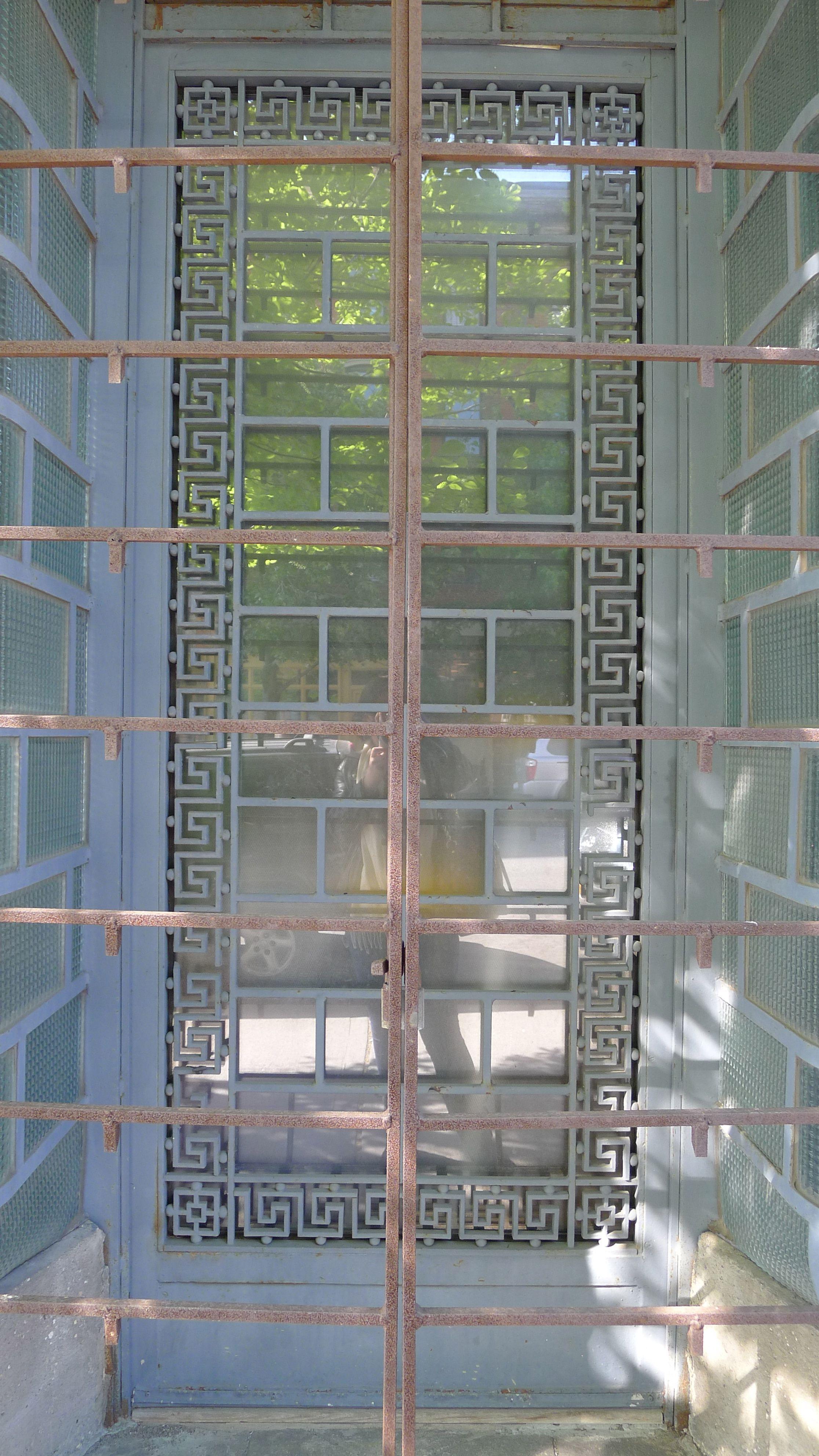 Gates And Art Deco