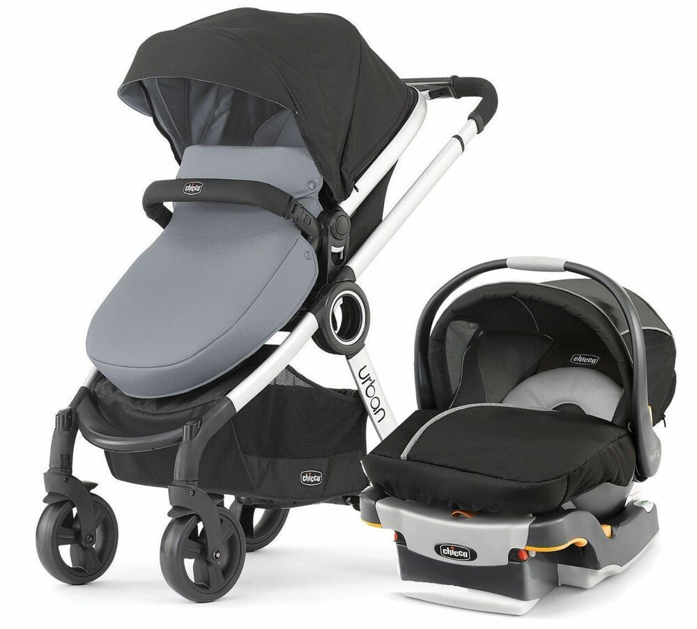 Chicco Urban 6in1 Baby Travel System Baby Stroller w