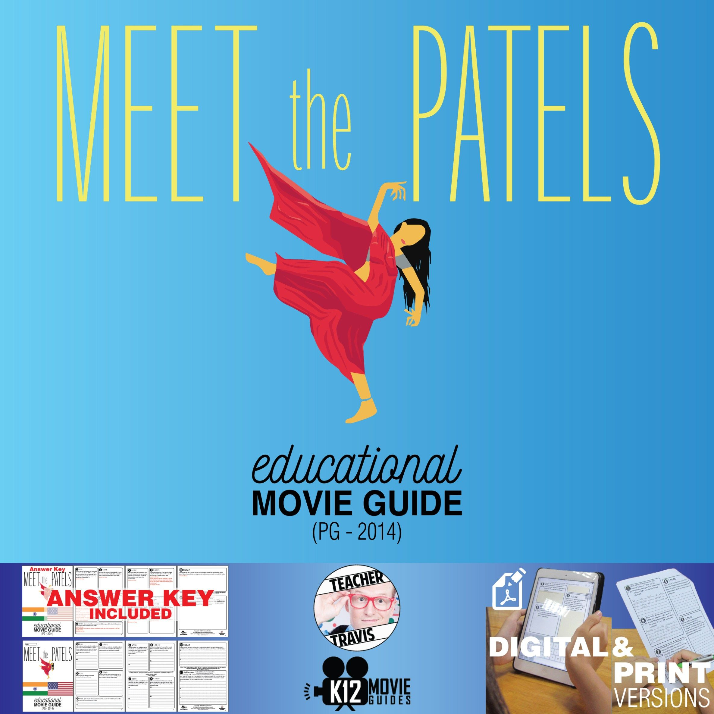 Meet The Patels Movie Guide