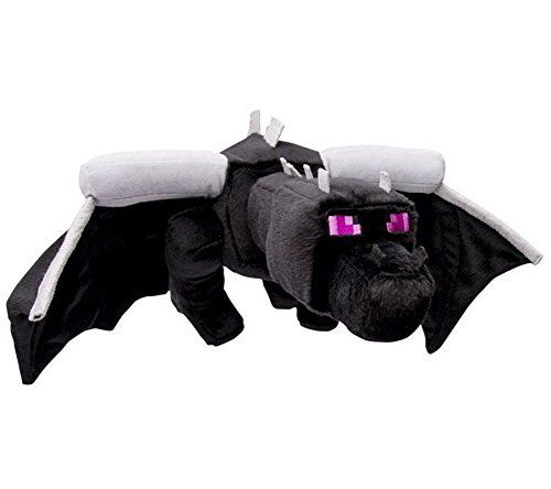 Minecraft Ender Dragon Enderdragon Action Figure 24 Soft Plush Toy Everglamour Http Www Amazon Co Uk Dp Soft Toy Animals Dragon Toys Minecraft Ender Dragon