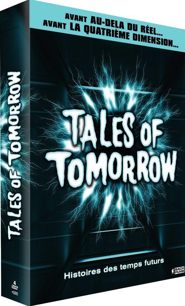 C'est bientôt Noël! La toute première série de SF est disponible en DVD via Bach Films. Critique de Tales of Tomorrow diffusée sur ABC entre 1951 et 1953