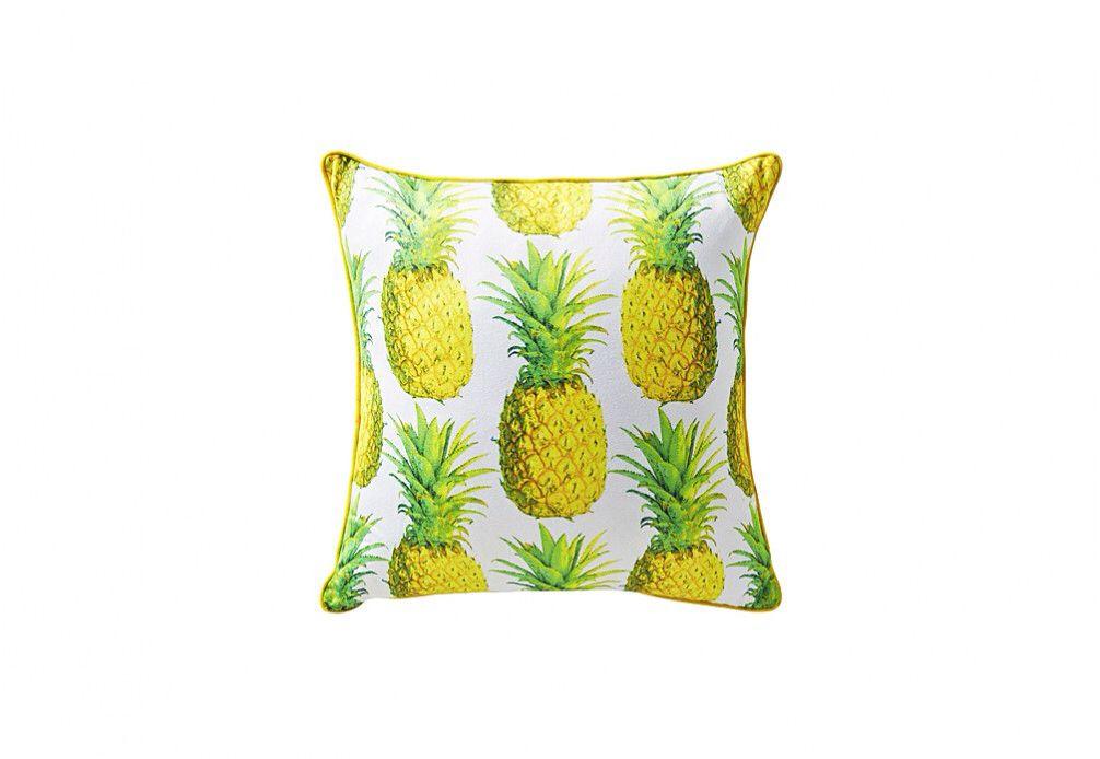 Super Amart Pineapple Cushion Pineapple Throw Pillow