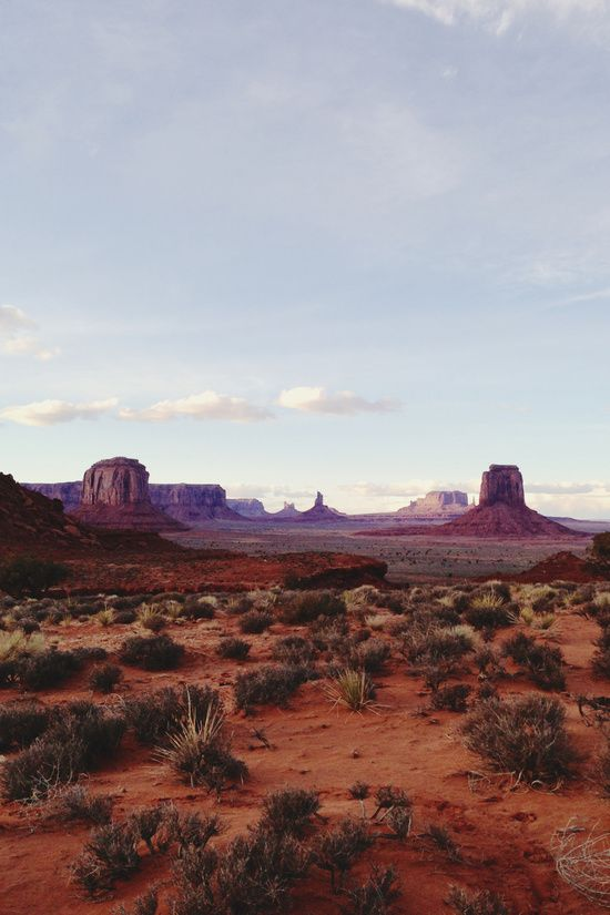 Poster | MONUMENT VALLEY VIEW von Kevin Russ