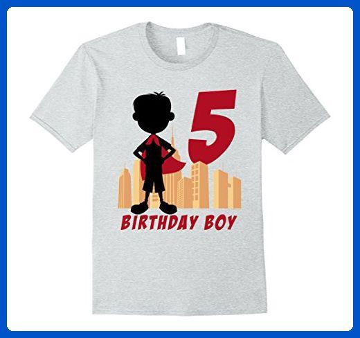 Coupon Codes Bcbdb A8ffd Mens Kids 5th Birthday Comic Superhero T Shirt For 5 Yr