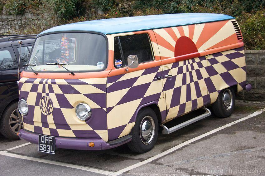 Rising Sun VW Camper Van
