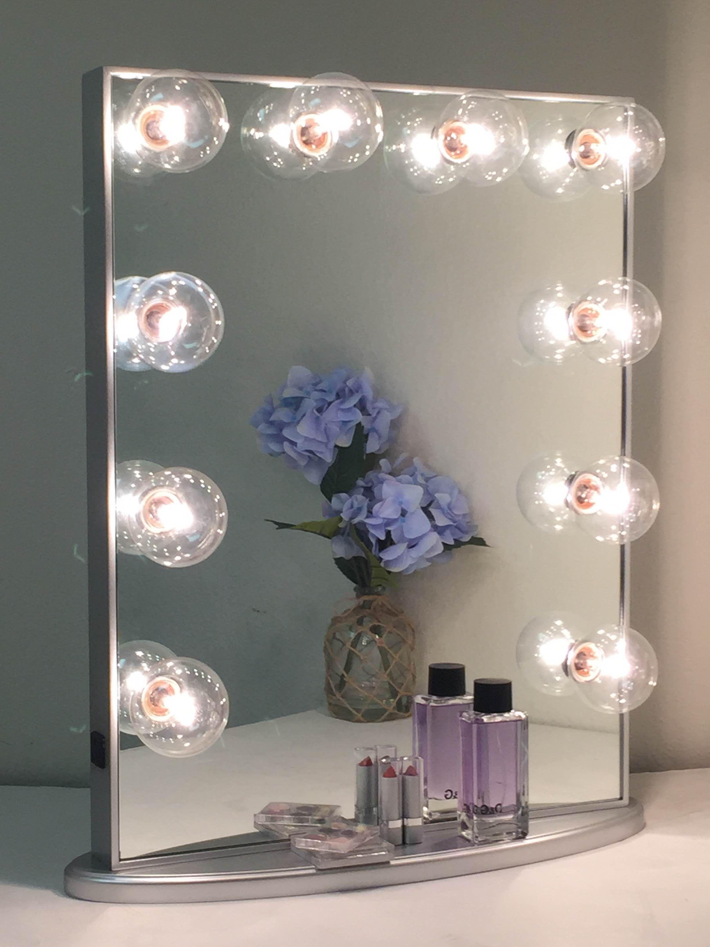Impressions Vanity Hollywood Glow Vanity Mirror War Vanity