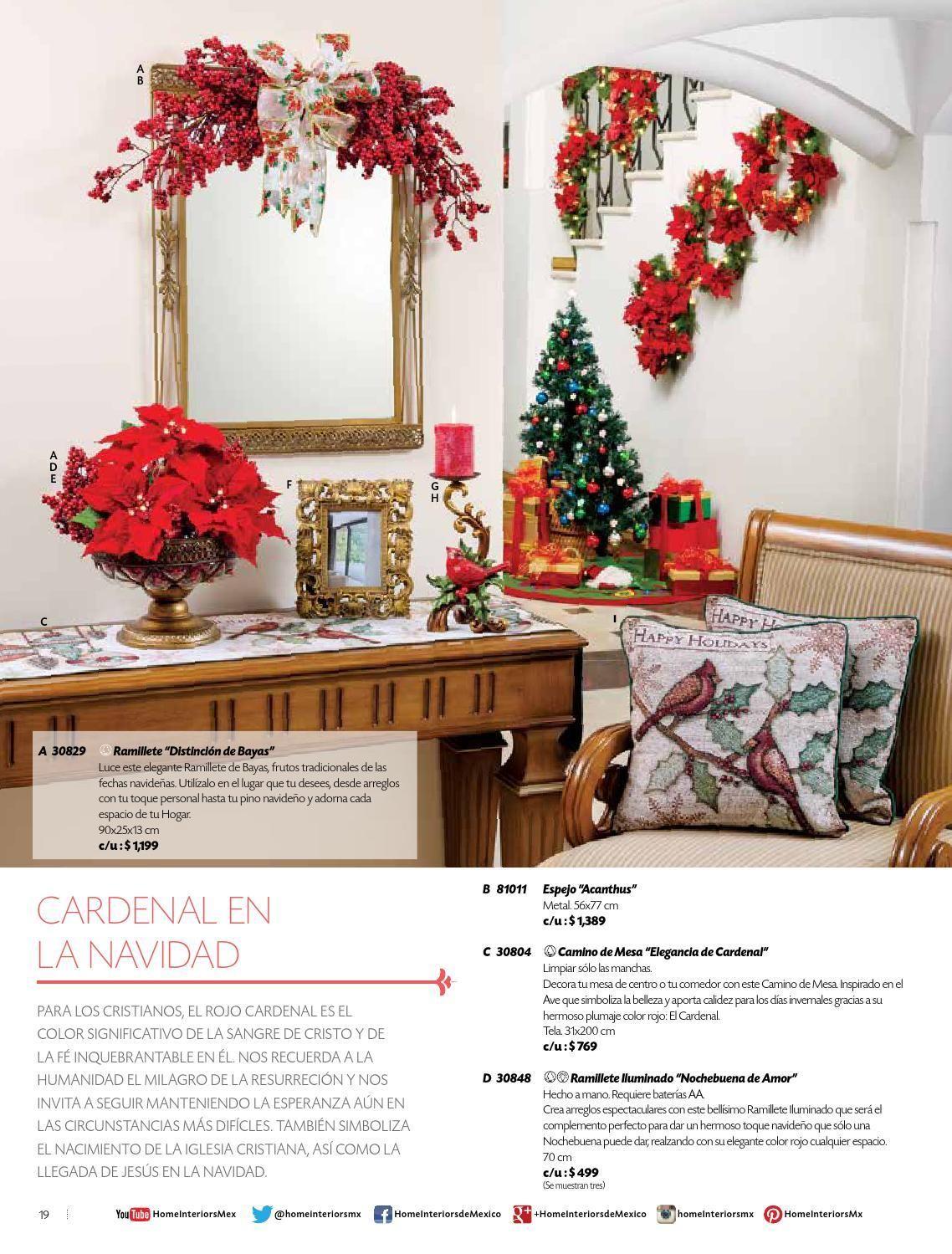 home interiors de mexico navidad 2015 navidad and interiors clippedonissuu from home interiors de mexico navidad 2015