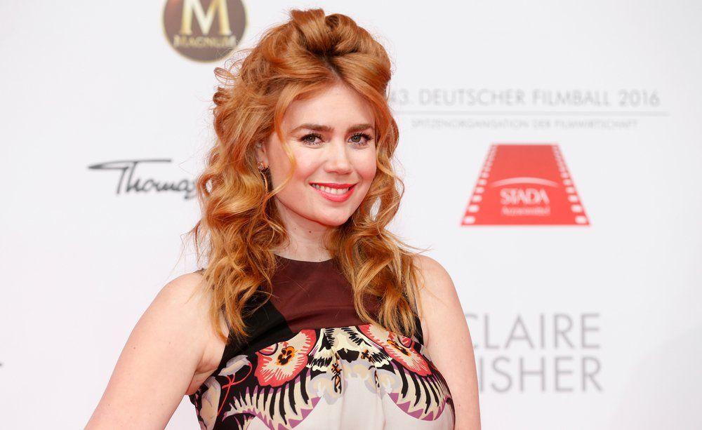 Frizzy Hair Bändigen Palina Rojinski Verrät Ihren Ultimativen Trick