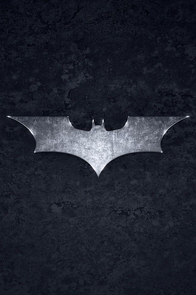 Batman Symbol Con Imagenes Batman Wallpaper Iphone Fondos De