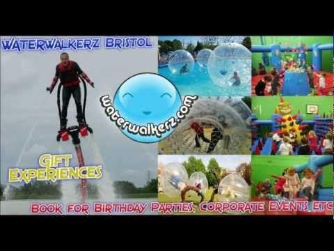 Waterwalkerz Bristol (Jet Pack Experience, Events, Parties, Hire)