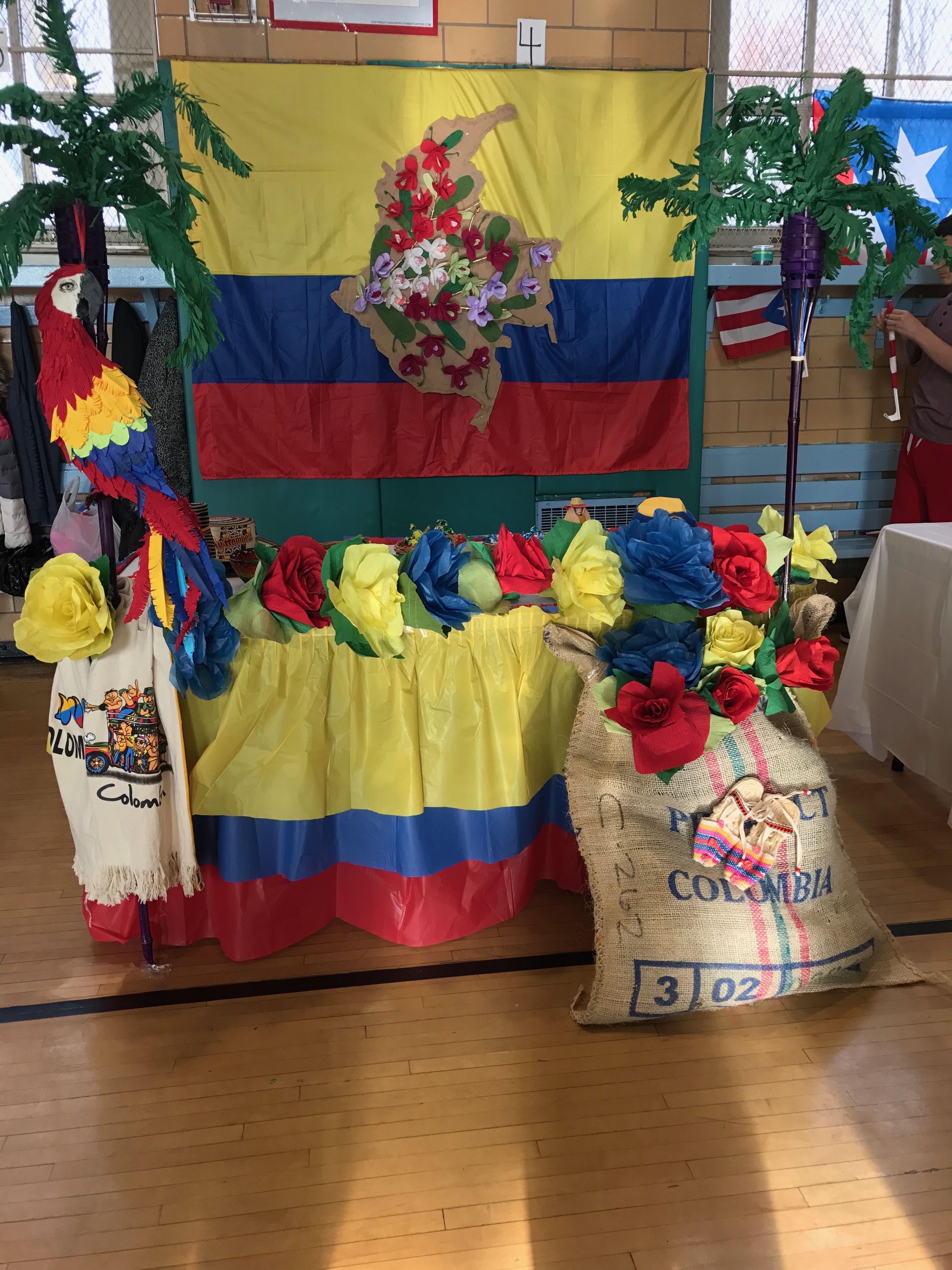 Pin De Francia Navia En Colombian Table Decor Decoración