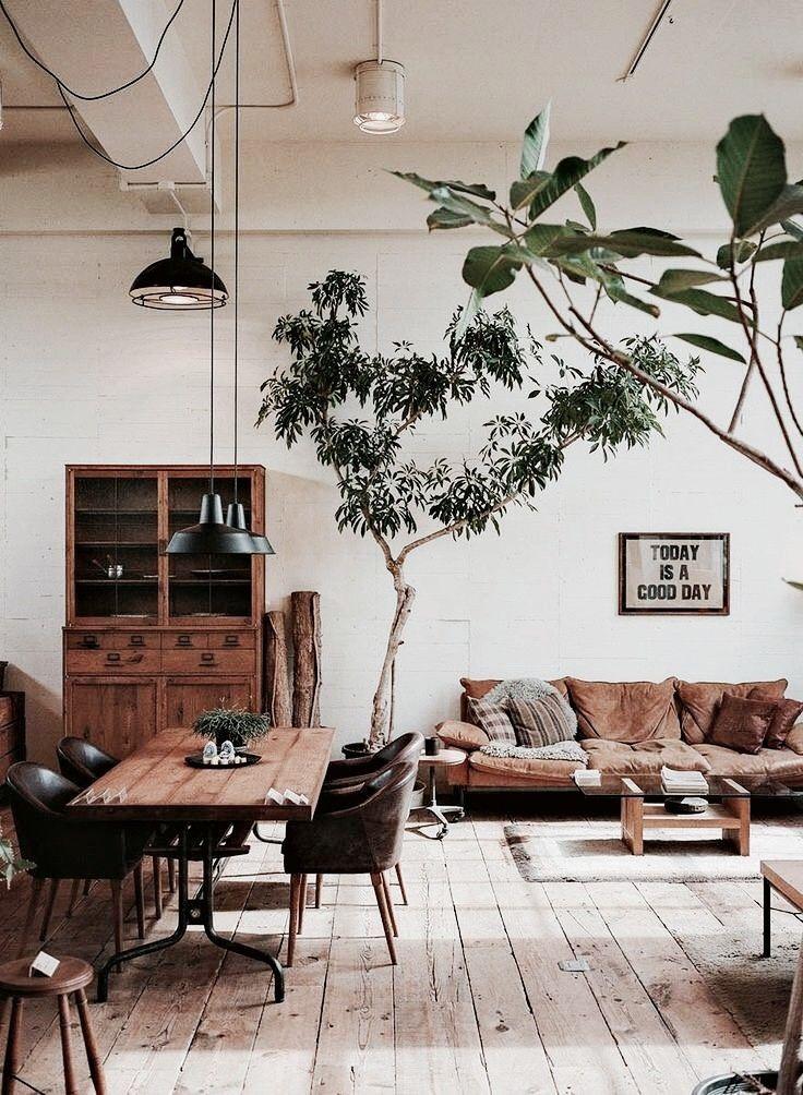 Pinterest Ryahbree Farm House Living Room Industrial Home Design House Interior