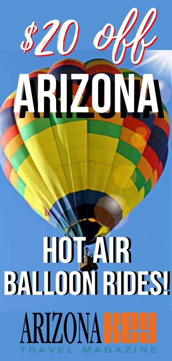 Hot Air Expeditions Coupons SAVE 20 Today! Arizona