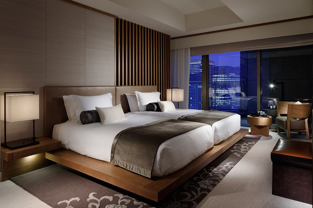 Palace Hotel Tokyo A Hotel Fit For Royalty Hotel Bedroom Design Hotel Room Design Luxurious Bedrooms