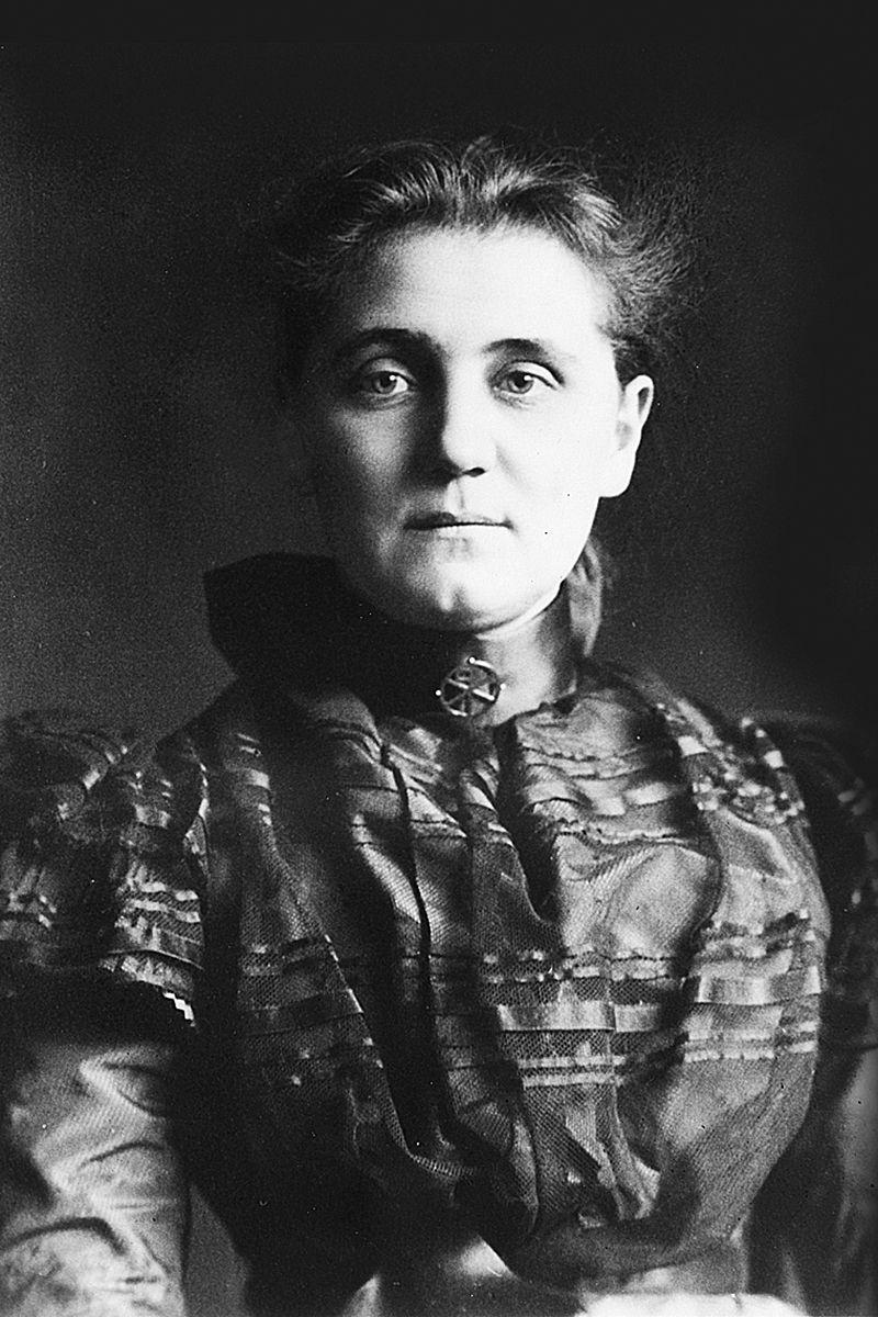 jane addams (1860-1935): american pioneer social worker