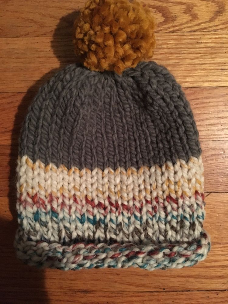 hand knit baby hat  fashion  clothing  shoes  accessories   babytoddlerclothing  babyaccessories (ebay link) bc68966198a