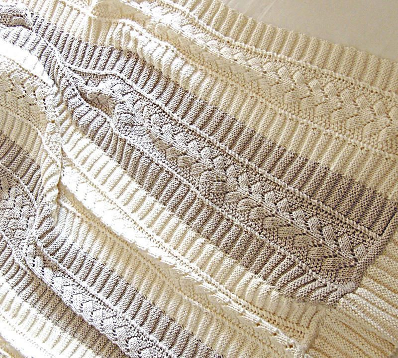 Baby Blanket - beautiful heirloom quality