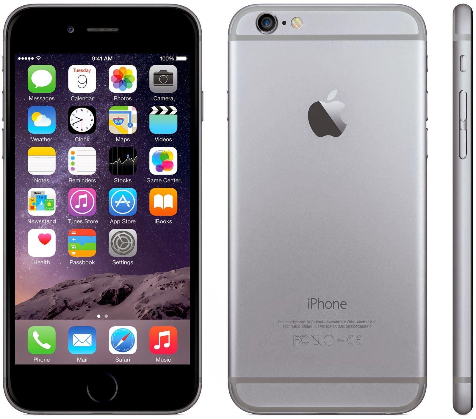 Harga Hp Dan Spesifikasi Apple iPhone 6 Plus  0e08ceee7d