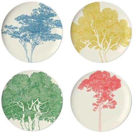 Thomas Paul Portland Melamine Dinner Plates  sc 1 st  Pinterest & Thomas Paul Portland Melamine Dinner Plates | Ceramic | Pinterest ...