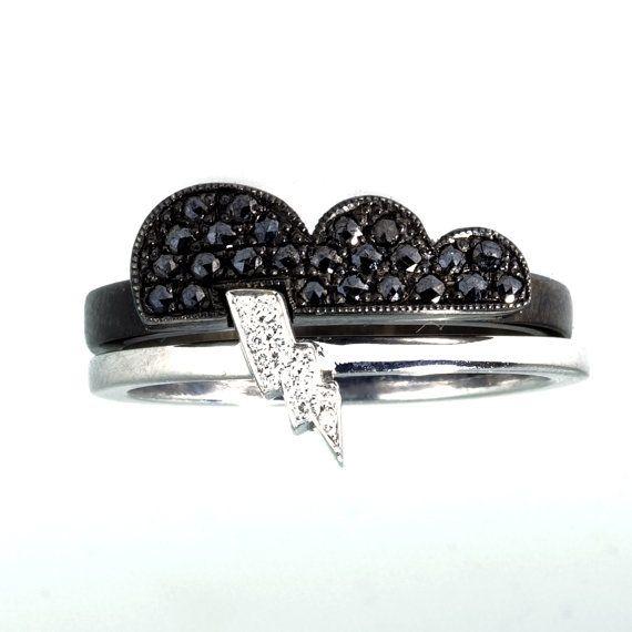 Storm Ring Storm Wedding Band,Lightning Ring,Lightning Wedding Band Lightning Bolt Wedding Ring Lightning Flash Ring,Storm Chaser Jewelry