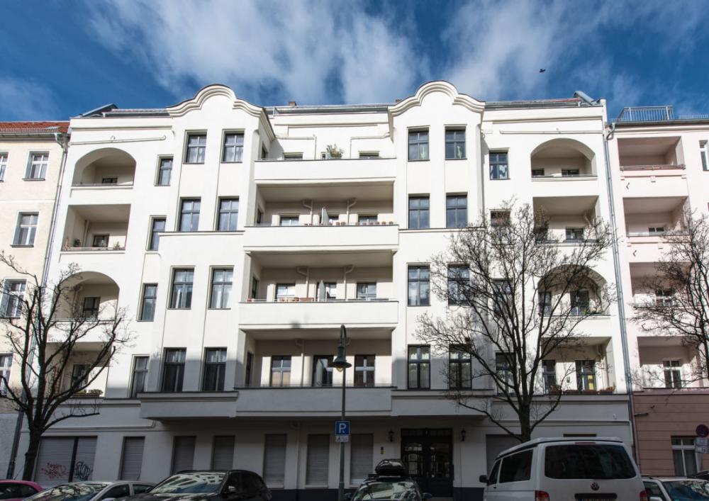 Erstbezug Gemutliche Dachgeschosswohnung Mit Terrasse In Prenzlauer Berg Dachgeschosswohnung Geschoss Prenzlauer Berg