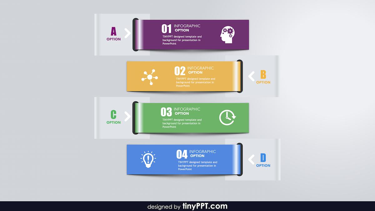 timeline in powerpoint 2016 brochure