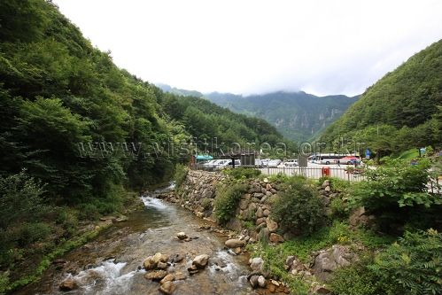 Deokhangsan Mountain