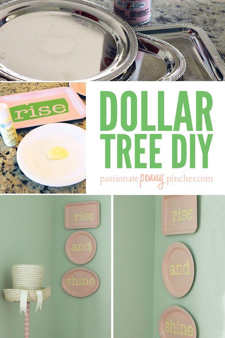 Dollar Tree DIY Dollar store Dollar tree crafts