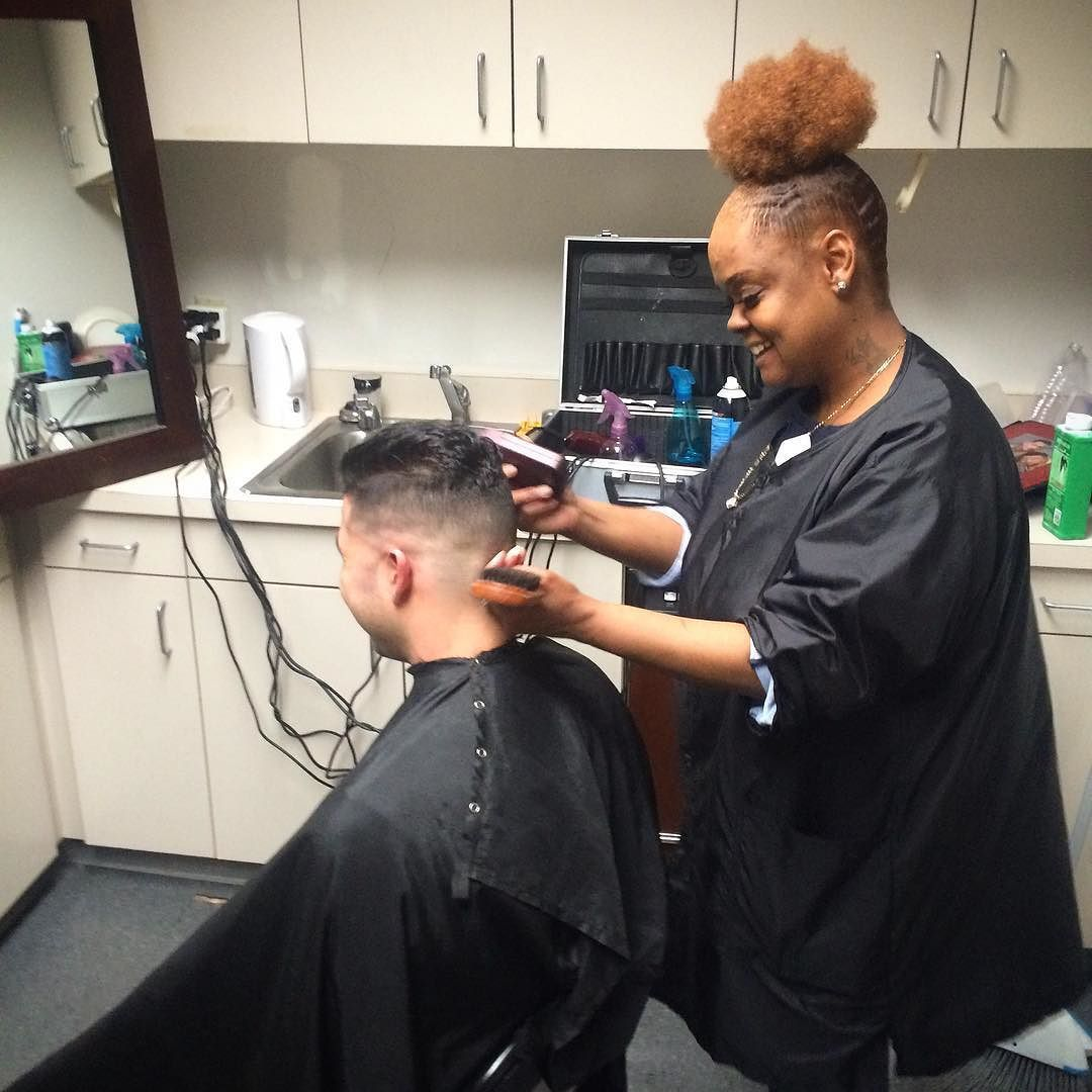 Yes sir! #TopPerformers got themselves a #haircut today right in our own office! http://ift.tt/1QsYCBh