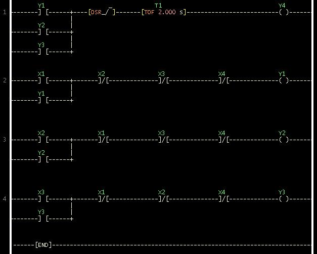 Ladder Diagram Untuk Tombol Kuis Adu Cepat Dan Penjelasan Teknik Perancangannya Langkah Demi Langkah Part 2 Dengan Gambar Kuis Diagram Teknik