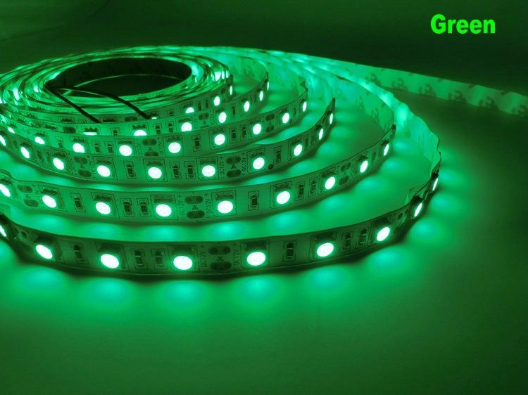 Www Hawinopto Com Flexible Led Strip Lights Green 5050 60led 12v 24v No Waterproof Led Strip Lighting Flexible Led Light Flexible Led Strip Lights