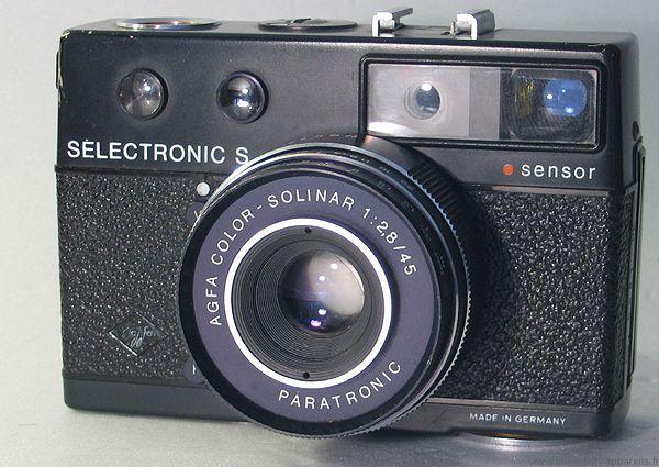 Agfa Selectronic S Sensor