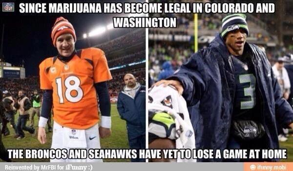 Nfl Memes Nfl Memes Peyton Manning Broncos Russell Wilson Seahawks Fantasy Football Champion Fantasy Football Football Funny