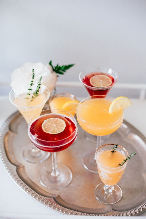Mother's Day mimosa | theglitterguide.com