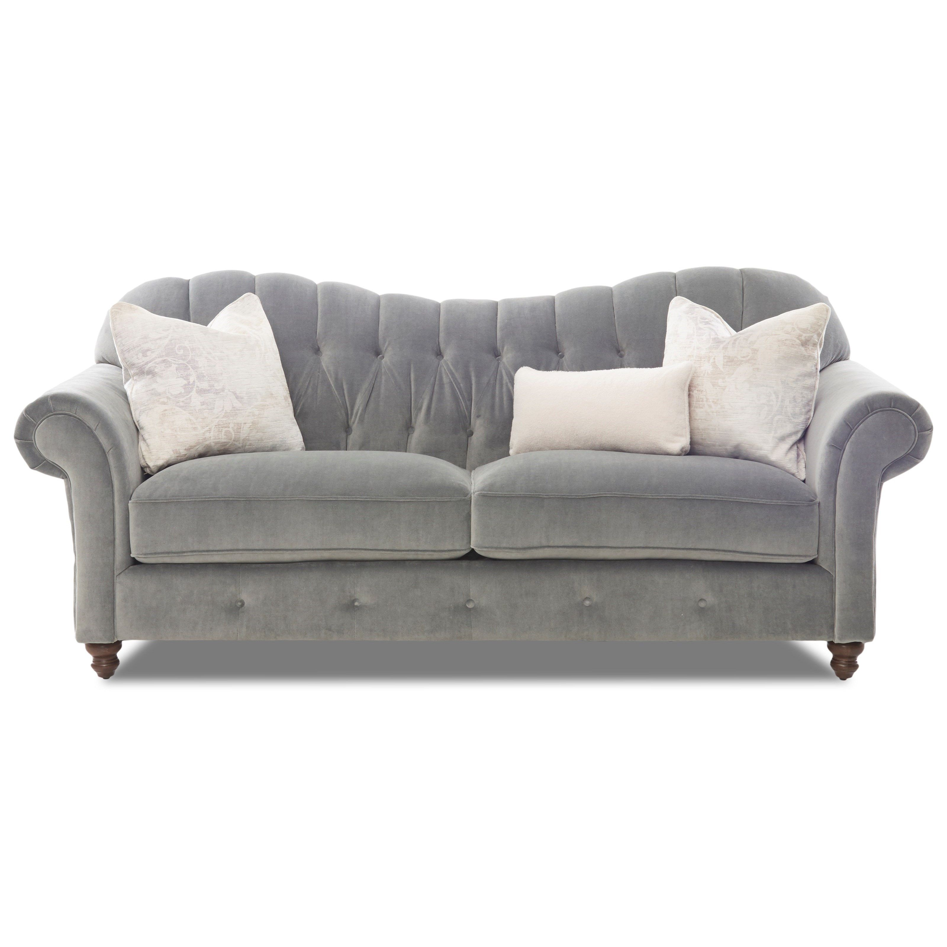 Serta Upholstery Wheatfield Sofa Shelby Sofa No Nails By Klaussner Couches Couch Sofa Furniture