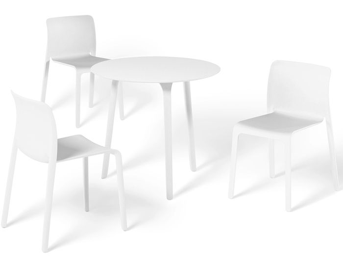 Magis Table First Round Table Coffee Table Magis