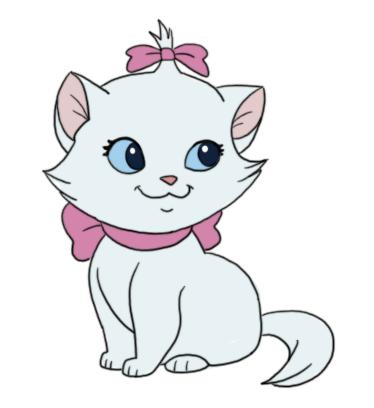 Marie from aristocats | Disney | Pinterest | Los aristogatos, Gato y ...