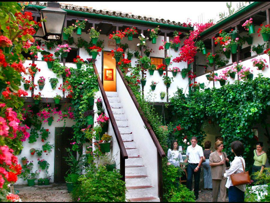 Los Patios de Córdoba, encantadoras fotos - Casas Ecológicas — Casas ...