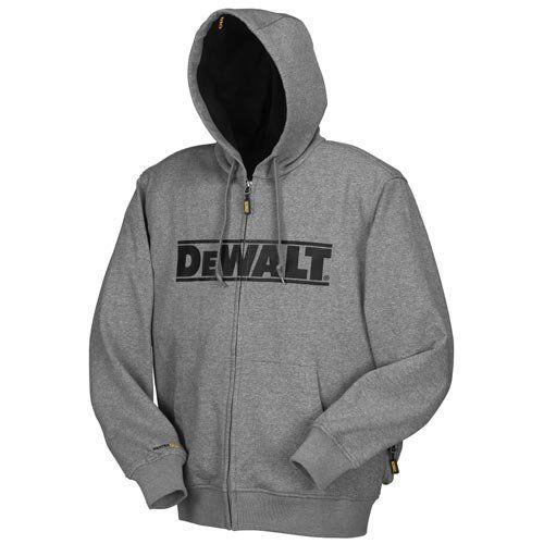 2XL Dewalt-DCHJ066C1-2XL 20//12V Max Womens Black Heated Jacket Kit
