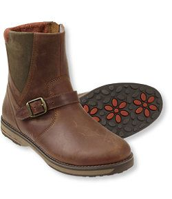 #LLBean: Women's Park Ridge Casual Boots, Mid *These are so comfy!