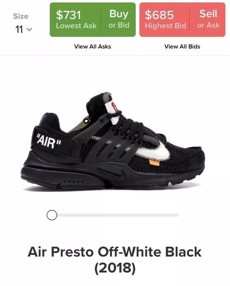 off-white x nike air presto  fashion  clothing  shoes  accessories   mensshoes  athleticshoes (ebay link) a5fb69066