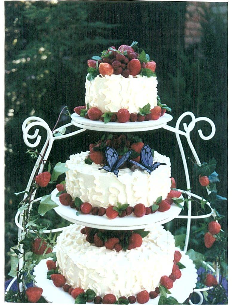 Wedding Cake Rack Option 1 Fruit Wedding Cake Italian Wedding