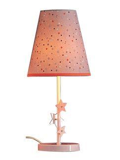 Lampe de chevet fille th me ballerina girl vertbaudet Lampe chambre bebe fille