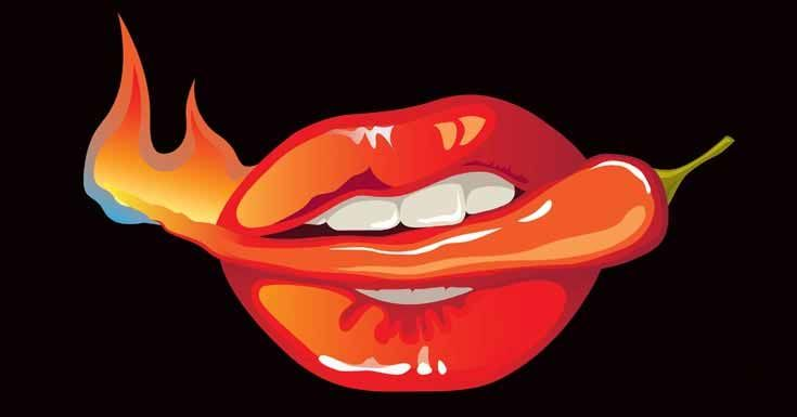 Itchy Burning Lips: Home Remedies to Cure Red Burning Itchy Lips