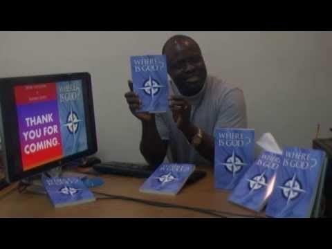 """""""Where is God?   Inspiration - Rev. James Nyemah"""