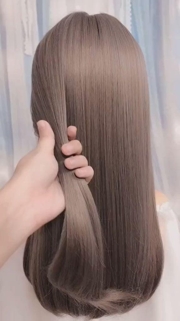 frisuren für lange haare videos  Frisuren Tutorials Zusammenstellung 2019  Teil 411  Hair style